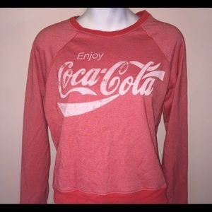 🥤Coca Cola sweater size S 🥤